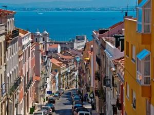 Lisboa – Rua Borges Carneiro