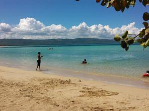 Republica Dominicana-praia