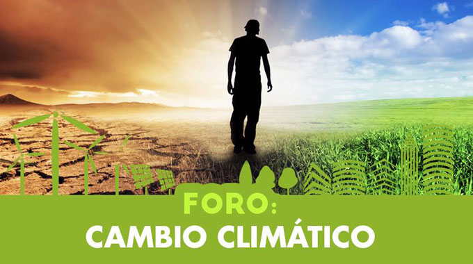 Foro Cambio Climático