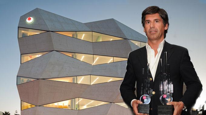 Arquitecto José Antonio Barbosa