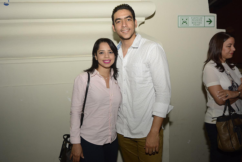 Melissa Pereira Y Luis Alberto Vargas