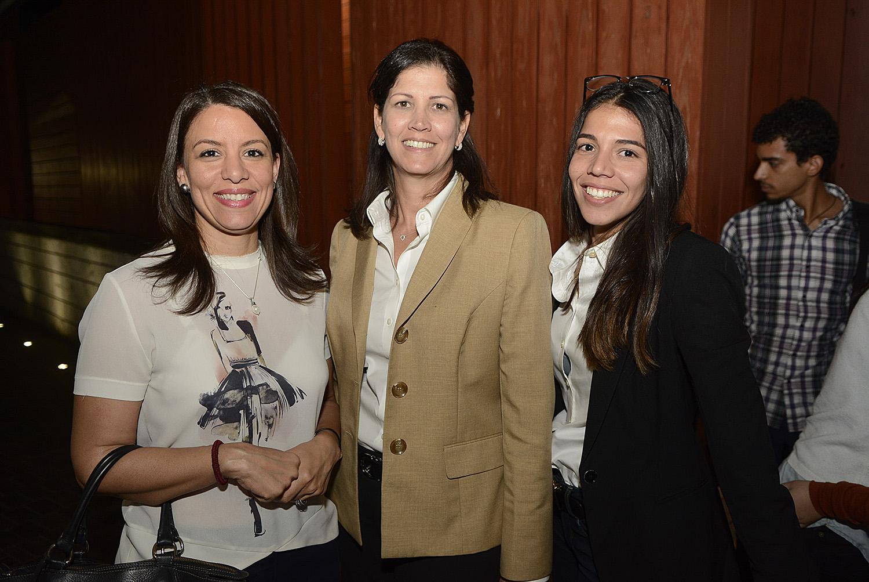 Wendy Gomez, Luisa Morales Y Maria Del Mar Jiminian