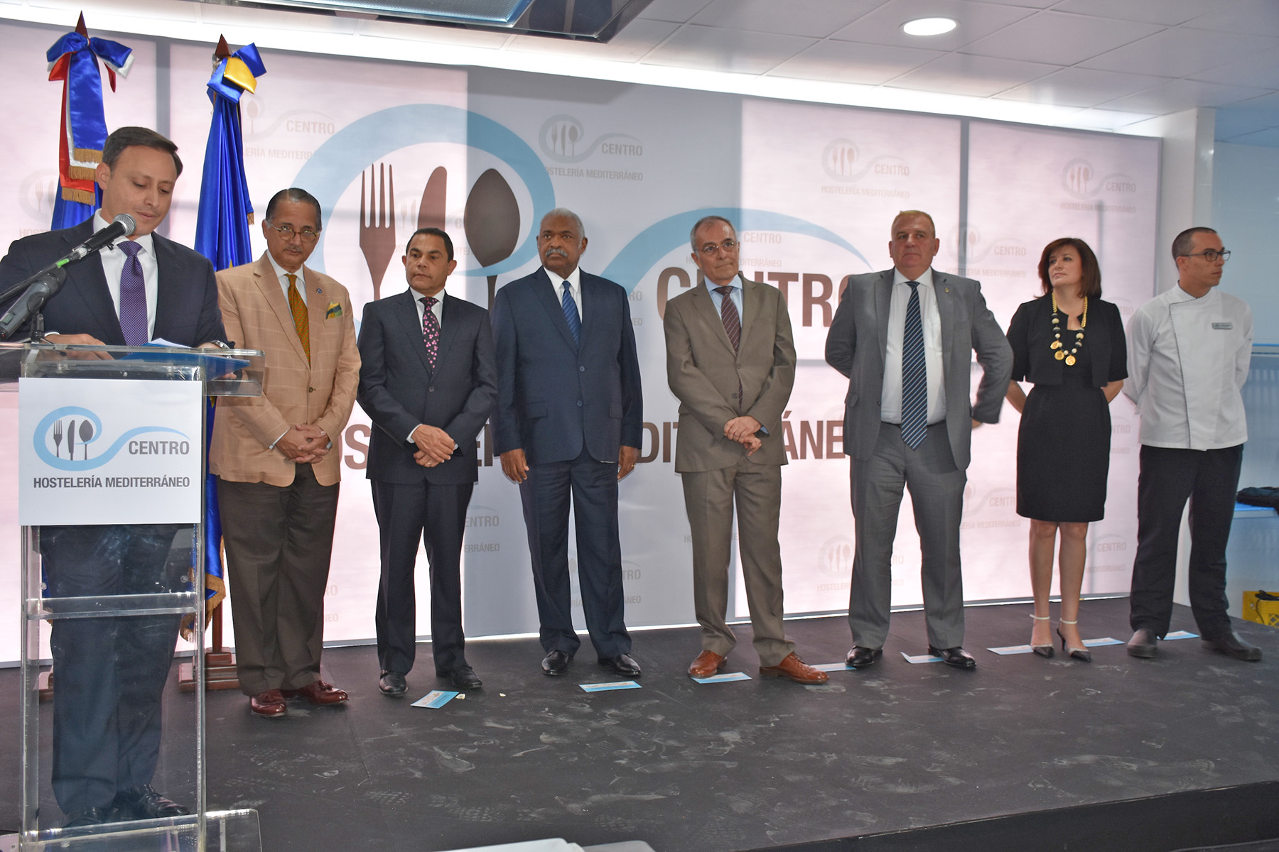 Inauguración Centro Superior Hostelería Mediterráneo
