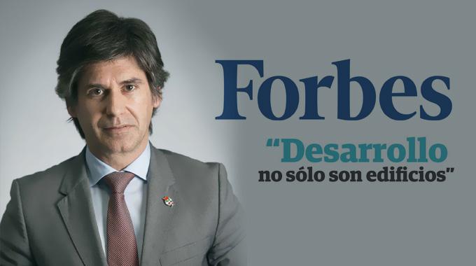 Entrevista Revista Forbes