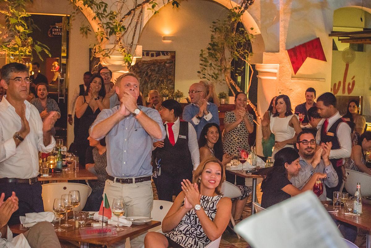Celebran Día De Portugal Con Un Show De Fado En Vivo