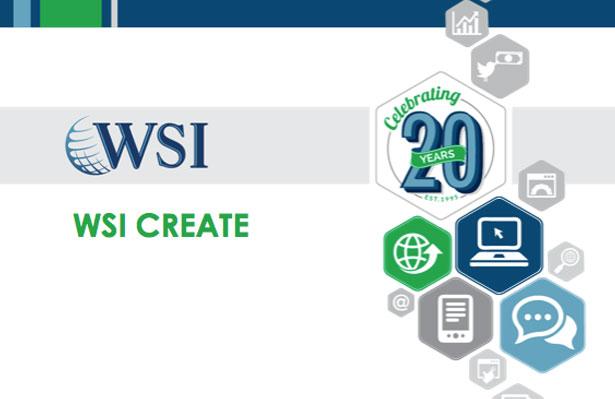 WSI Create Análisis Digital