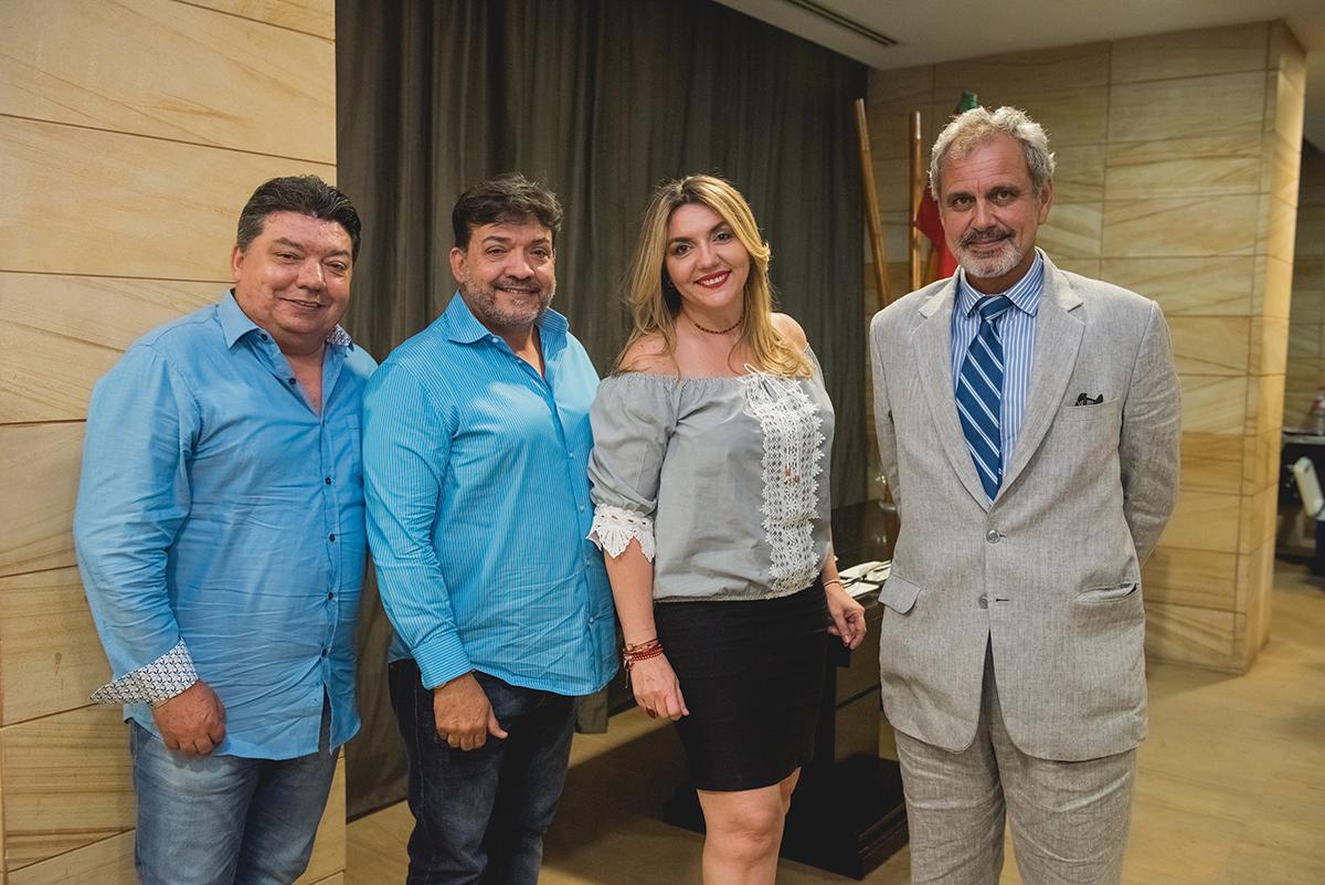 Exmo.Embajador De Portugal Para RD