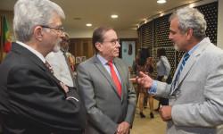Cámara Domínico Portuguesa Realiza Cóctel En Honor Al Excmo. Embajador Sr. Jorge Oliveira