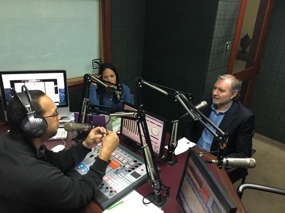 Entrevista Enrique De Mora En Camino Al Sol