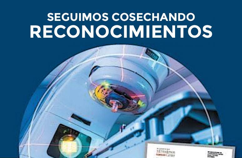 Otra Certificación Internacional Para CDD Radioterapia