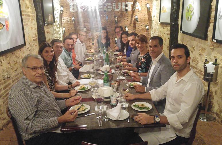 Empresa De Bacalao Portuguesa Visita RD