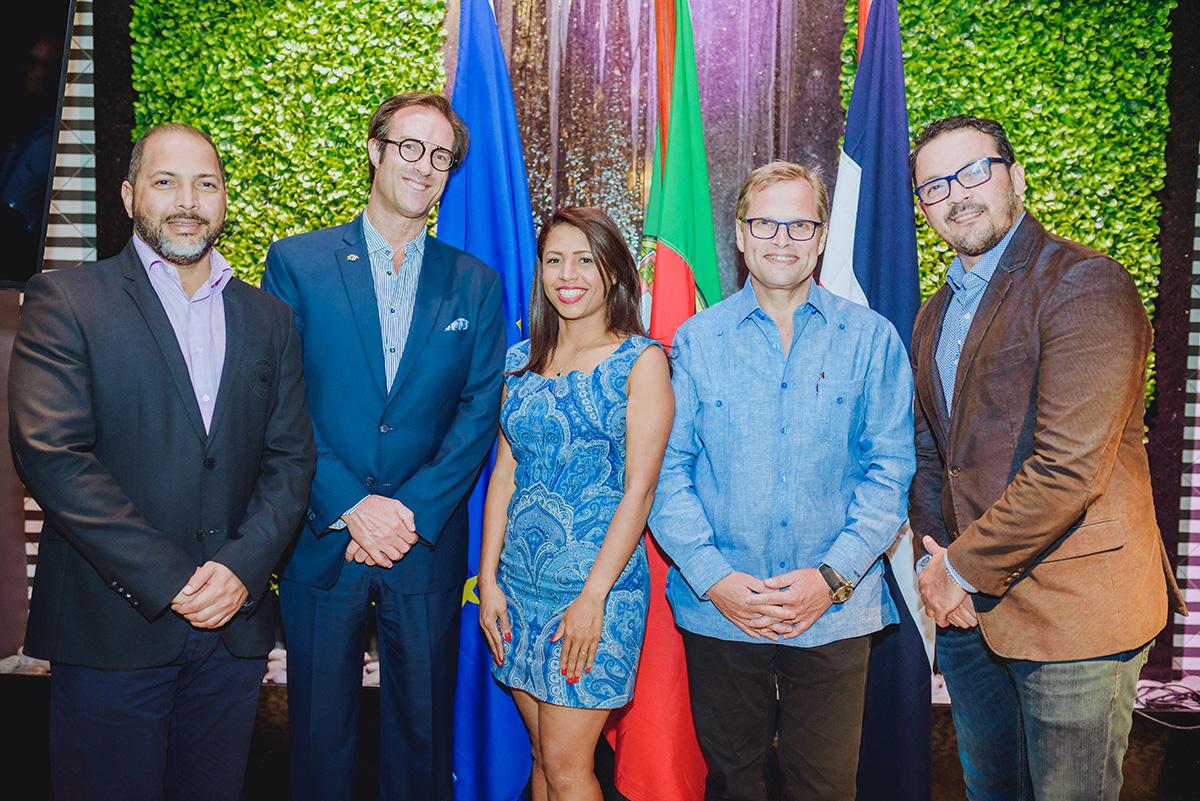 Cámara Dominico Portuguesa Celebra 4to Aniversario