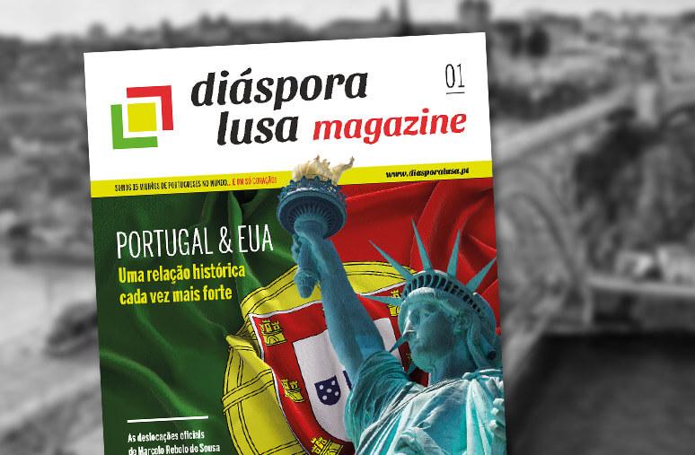 Lançamento Da 1.ª Edição Da Diáspora Lusa Magazine