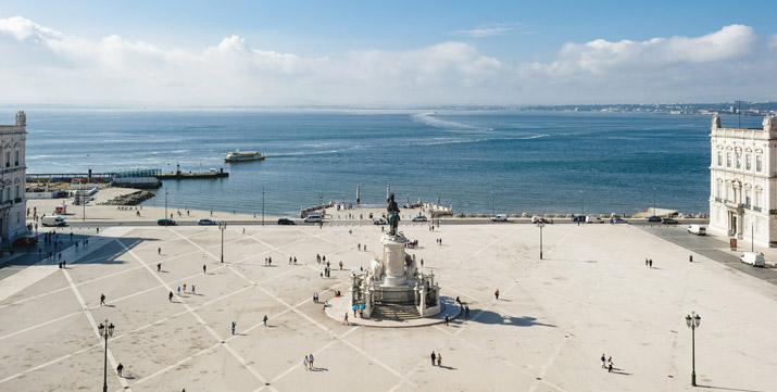 Plaza De Lisboa