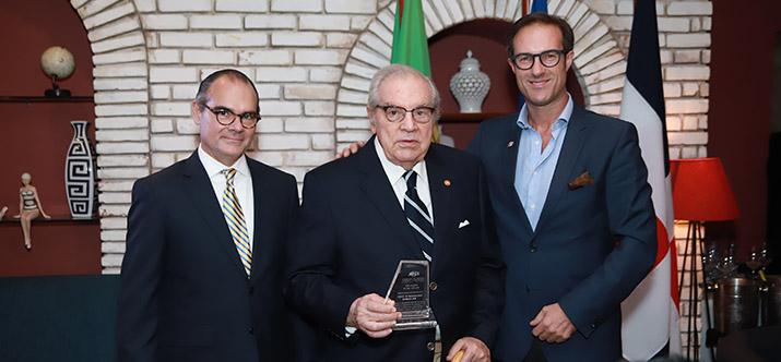Cámara De Comercio Domínico Portuguesa Reconoce Socios Con El Premio LUSO 2018
