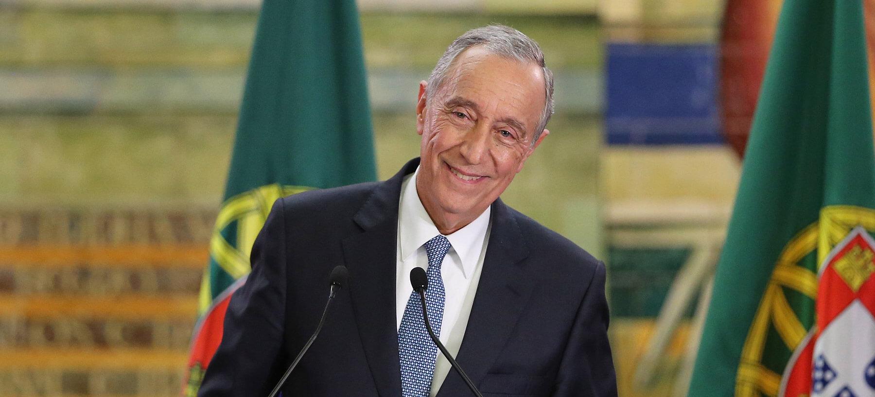 El Arrollador Fenómeno Del Presidente De Portugal
