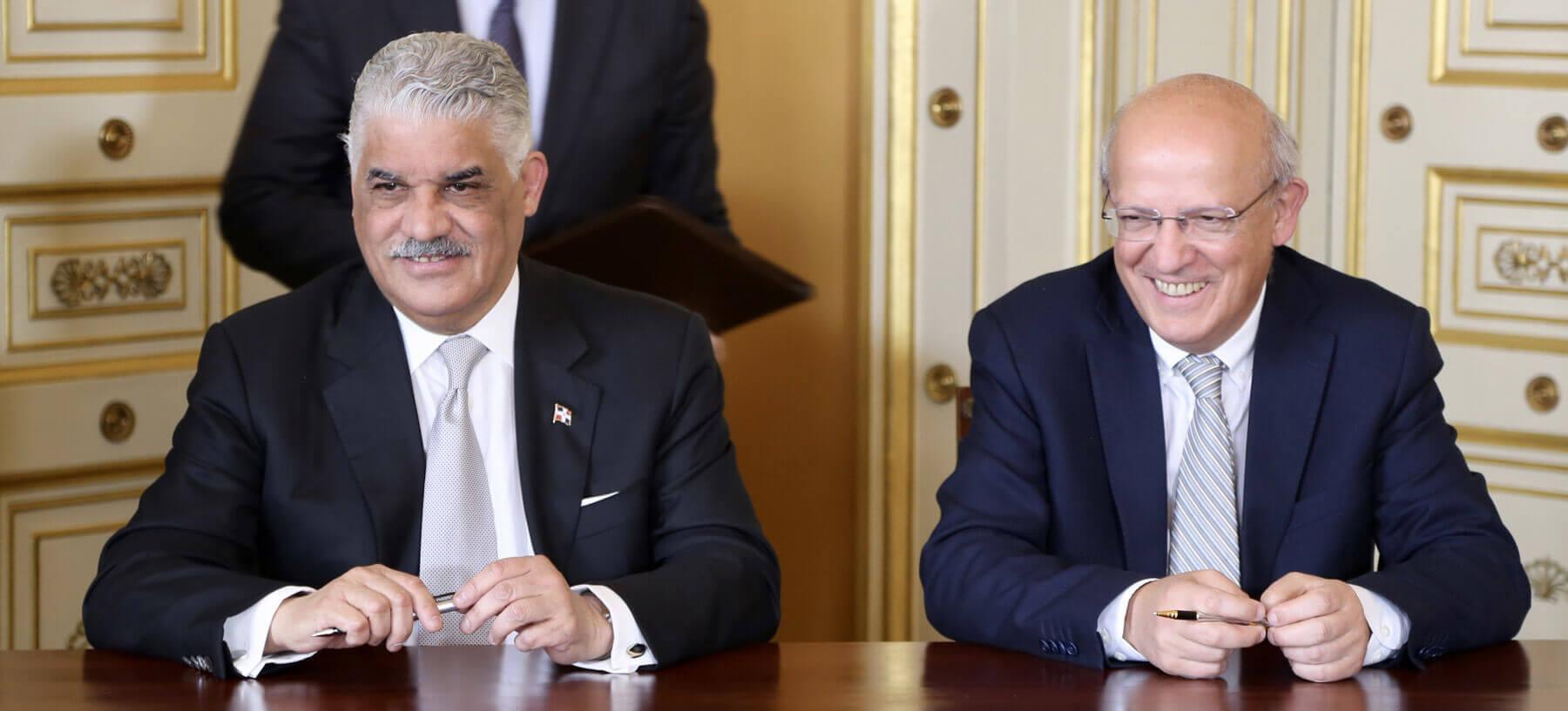 RD Y Portugal Relanzan Relaciones Diplomáticas Con La Firma De Nuevos Acuerdos