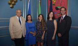 Norberto Barrera-Evelin Montano-Yameli Bacha-Isabel Mendizabal-Paulo Alves