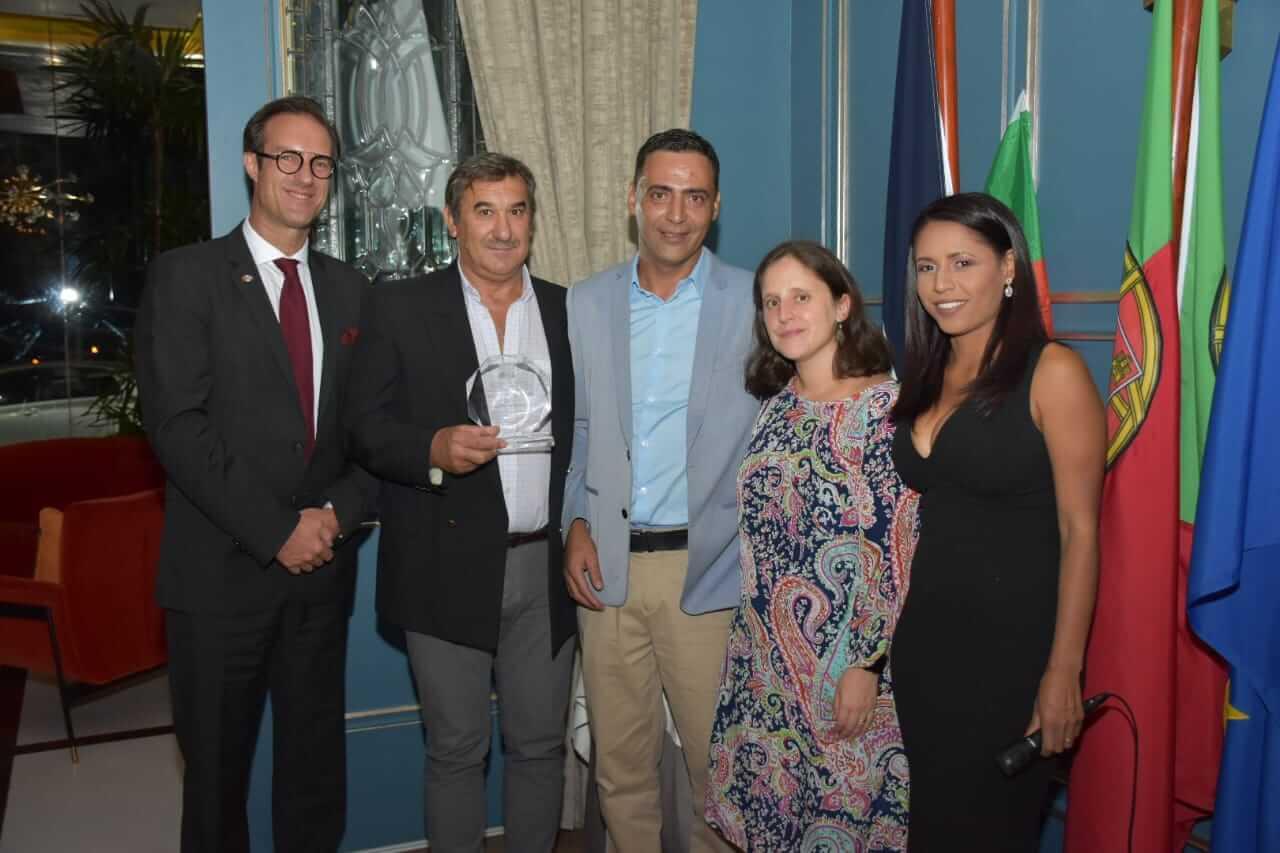 Portugueses Entregan Premio LUSO 2019