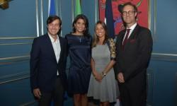 Pedro Quelhas-Thania Gomez-Gabriela Fallasu-Paulo Alves
