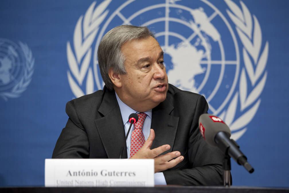 """Secretario De La ONU, La Cumbre Del Clima Será Un """"éxito"""""""