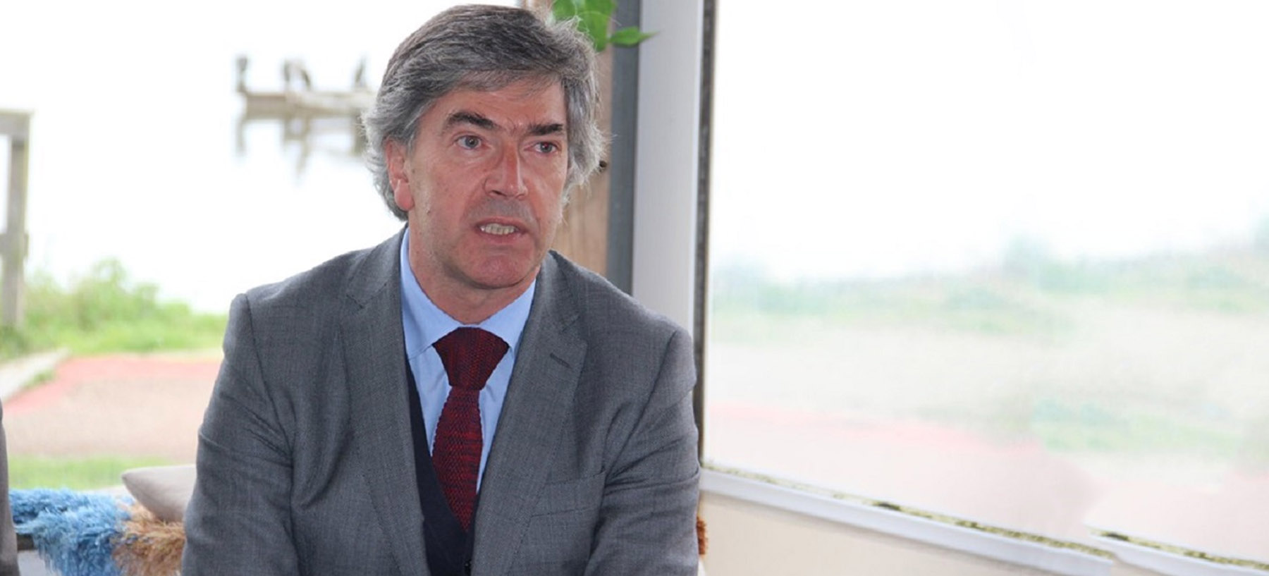 Pedro Machado, Presidente De Turismo Centro De Portugal, TCP
