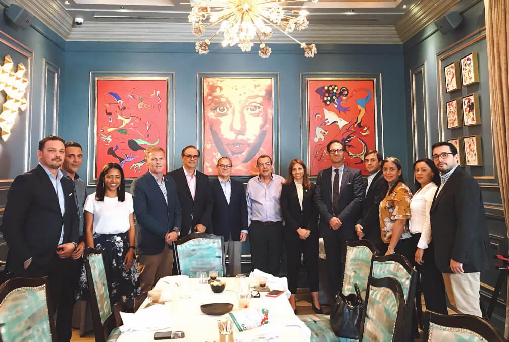 Cámara Dominico Portuguesa Escoge Nueva Directiva 2020-2022
