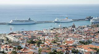 Portugal: Puerto De Funchal Alcanza Récord Al Recibir 13 Cruceros En Vísperas De Año Nuevo