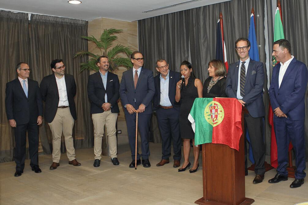 La Cámara Dominico Portuguesa Da La Bienvenida A Nuevos Socios Culturales Y Comerciales