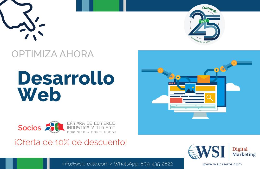 Oferta De Desarrollo Web
