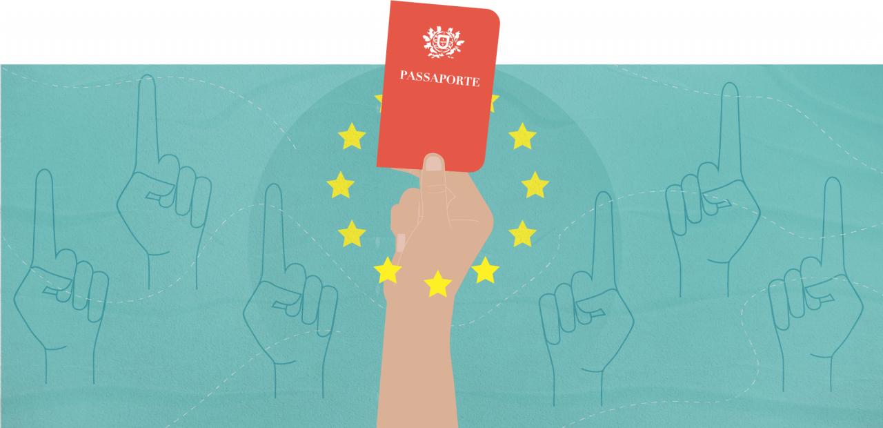 ¿Conoces El Origen De Tu Apellido? Podrías Obtener El Pasaporte De Portugal Gracias A Tus Antepasados