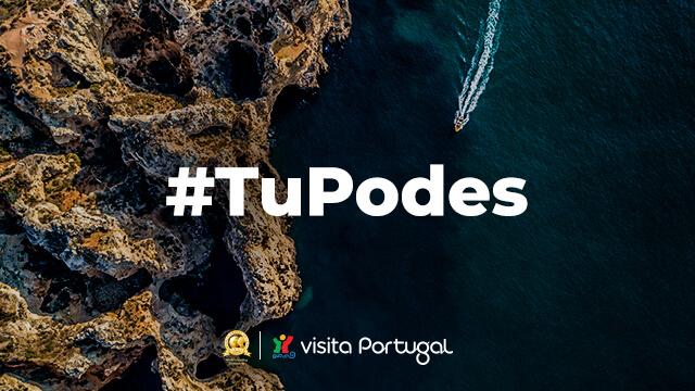 #TuPodes, Visita Portugal
