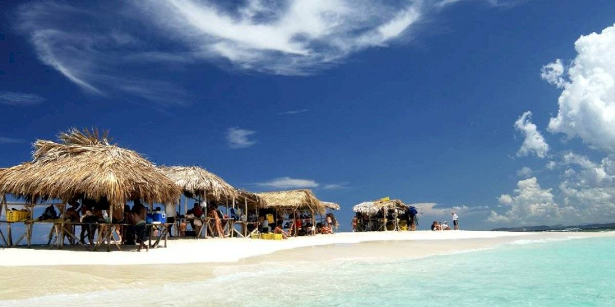 Beach Cayo Arena República Dominicana