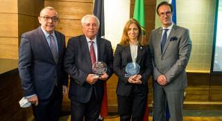 La VII Entrega Del Premio LUSO 2020