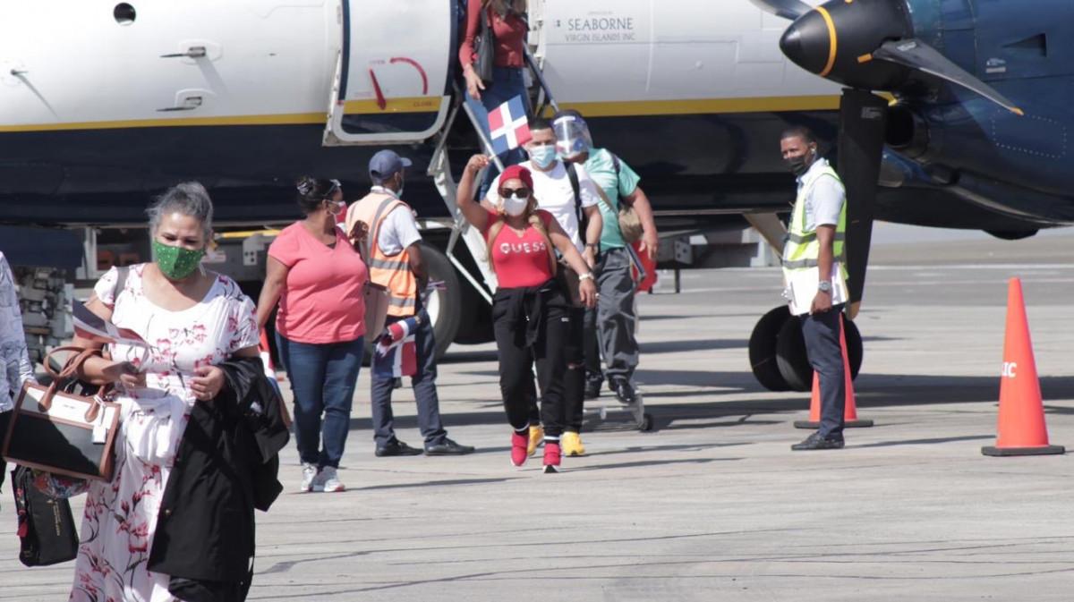República Dominicana Recibió Más De Un Millón De Turistas Desde Julio